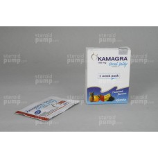 Kamagra Oral Jelly 1 week pack