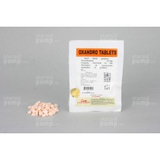 Oxandro Tablets